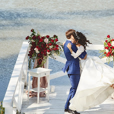 Wedding photographer Vadim Blagoveschenskiy (photoblag). Photo of 09.11.2018
