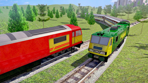 Train Sim 2019 1.7 app download 1