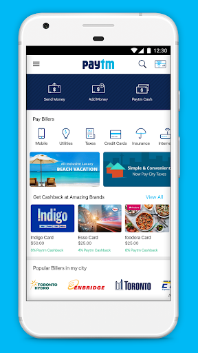 Paytm app apk android