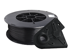 Black PRO Series PLA Filament - 1.75mm (5lb)