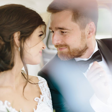 Wedding photographer Joanna Olejnik (whitedreamstudio). Photo of 20.12.2017