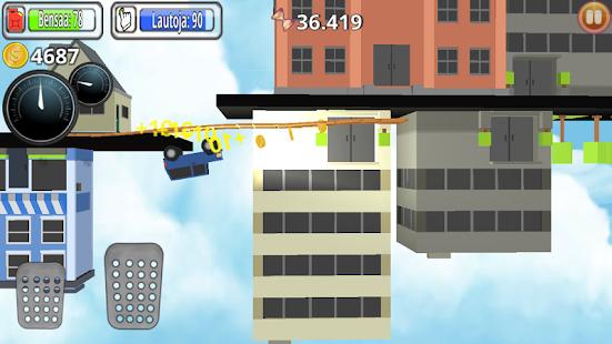 KIESI - Gravity Car Racing - náhled