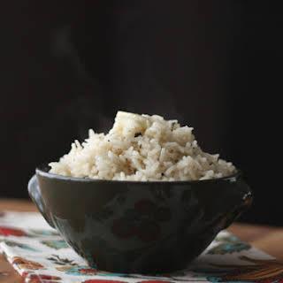 Italian Herb Rice.