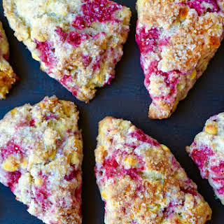 White Chocolate Chip Scones Recipes.