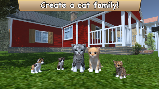 Cat Simulator - Animal Life android2mod screenshots 1
