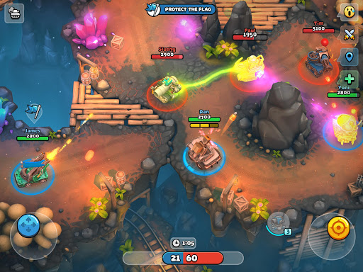 Pico Tanks: Multiplayer Mayhem 36.0.1 screenshots 20
