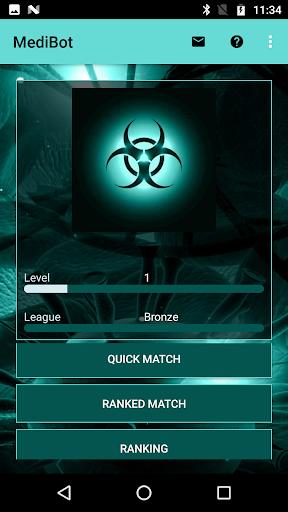 MediBot Inc. Virus Plague - Pandemic Game 1.1.4 screenshots 5