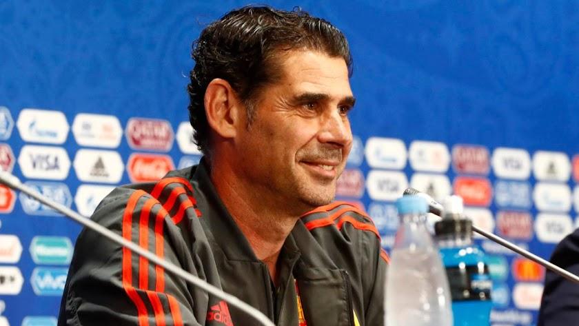 Fernando Hiero confía en sus jugadores pese a la presión.