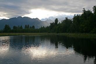 Photo: Lake Matheson