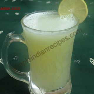 Cucumber Lemon Juice Recipes