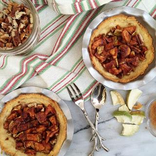 Mini Low Carb Apple Pie
