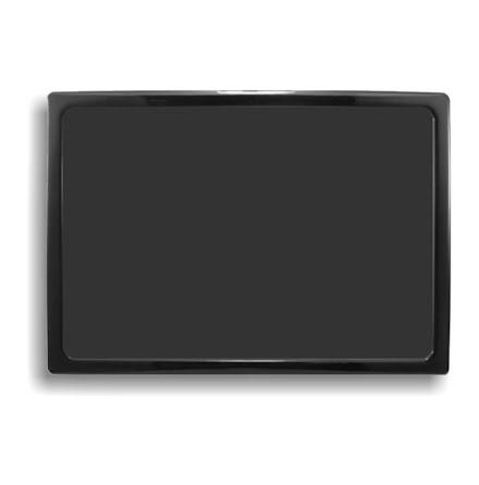 DEMCiflex magnetisk filter for Corsair 650D topp, sort