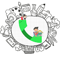 School Dialer + Contacts icon