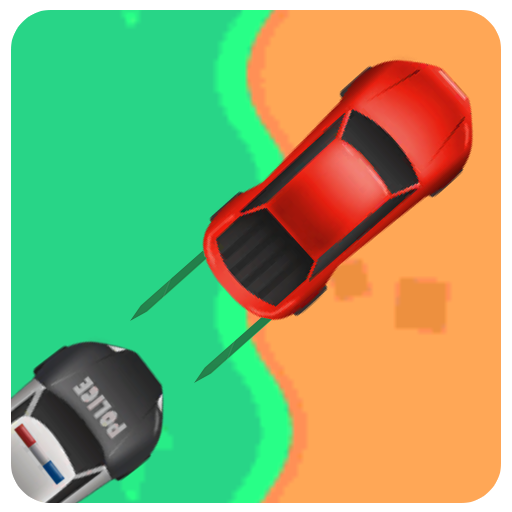 Car Chase Game 3D