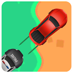 Car Chase Game 3D Icon