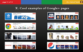 Photo: http://www.dreamgrow.com/13-cool-examples-of-google-brand-pages/