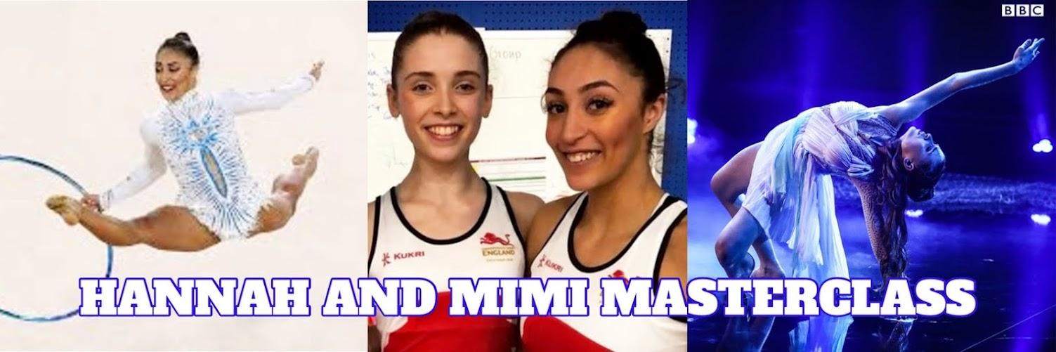 RHYTHMIC INTENSIVE WITH HANNAH MARTIN AND MIMI ISABELLA CESAR