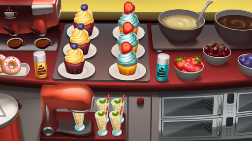 Cooking Games - Fast Food Fever & Restaurant Craze 1.05 screenshots 1