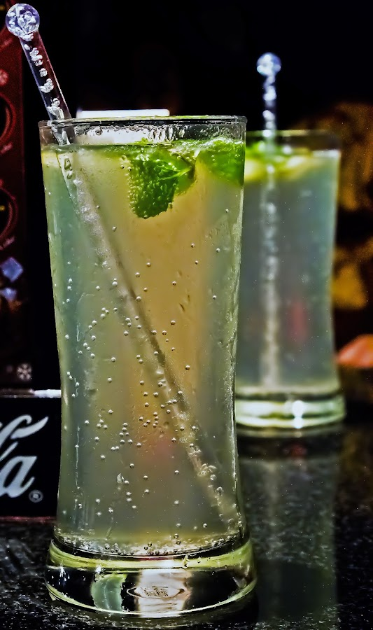 Lime 'n' Soda by Balaji Nagarajan - Food & Drink Alcohol & Drinks ( canon, 7d, drink, lime 'n' soda, dslr,  )
