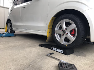 アルトワークス HA36S 4WD・5MTのカスタム事例画像 ゆずきらむさんの2018年11月06日17:08の投稿
