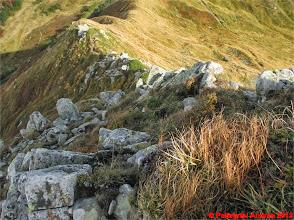 Photo: IMG_4062 sulla cresta nord del Cipolla, passaggio forse ostico in invernale