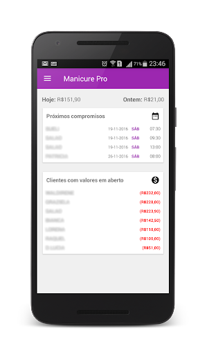 Manicure Pro+  screenshots 1