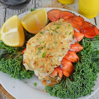 Stuffed Lobster Tails.