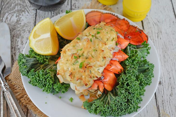 Stuffed Lobster Tails Recipe