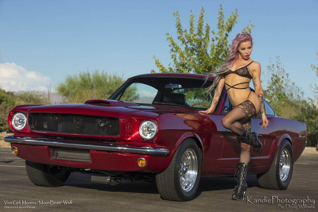 1965 Ford Mustang Protouring Fastback Gt Highly Modified