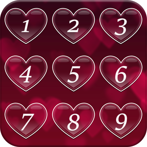 Lock Screen Pin Love Theme