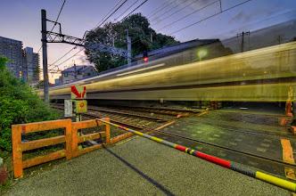 Photo: The Ghost Train of Matsudo