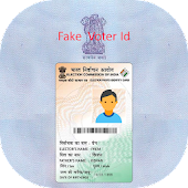 Fake Voter Card (Prank App)