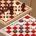 Checkers and Chess icon