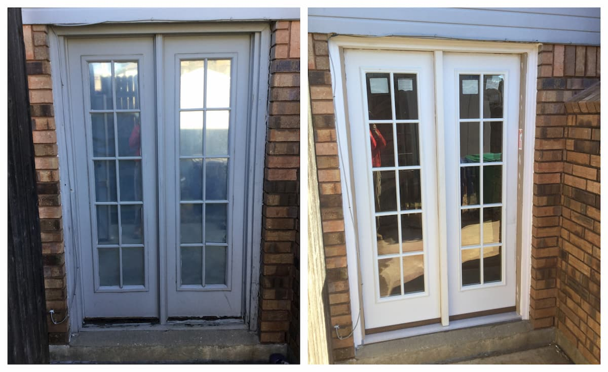 Farmers Branch Handyman exterior door repair