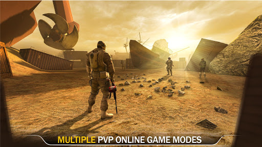 Code of War: Online Shooter Game apkpoly screenshots 2