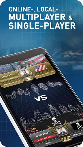 Fleet Battle - Sea Battle android2mod screenshots 3