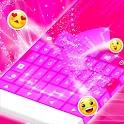 Pink Theme GO клавиатуры
