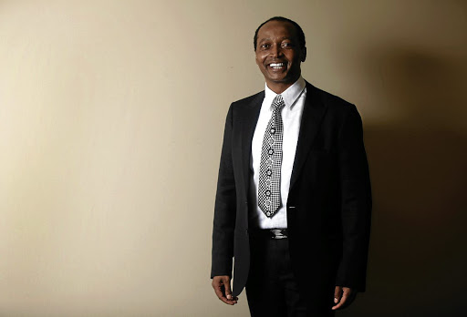 Patrice Motsepe: Started the ball rolling with a small deposit of about R200m. Picture: Bloomberg/Simon Dawson
