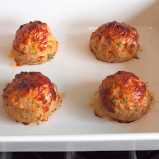 Ground Chicken Meatballs Baked Recipes.