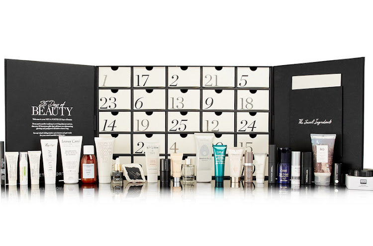 25 Days of Beauty Advent Calendar.