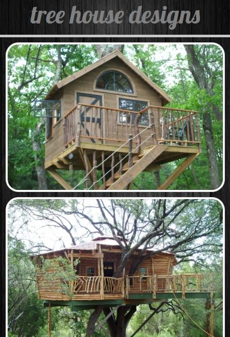Tree house designs android apps on google play for One tree treehouse plans