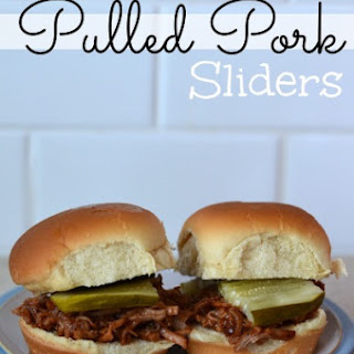 Mini Pulled Pork Sliders