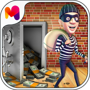 Bank Robbery - Grand Theft Icon