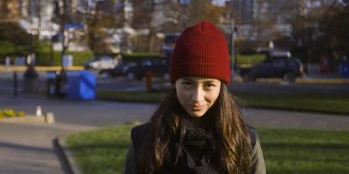 Photo of Ann in Canada.
