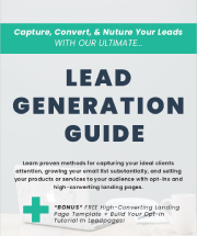 guide to lead generation
