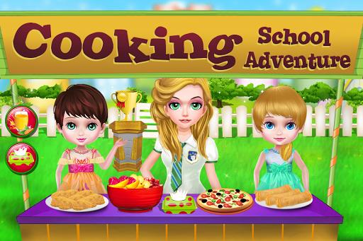 玩休閒App|料理学校の冒険免費|APP試玩
