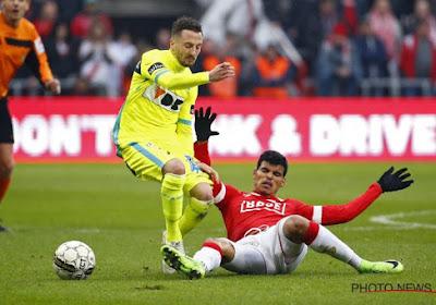 Un ancien joueur du Standard va évoluer avec son idole en Ligue 1