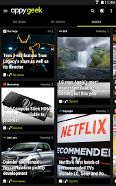 Appy Geek – Tech news Screenshot 15
