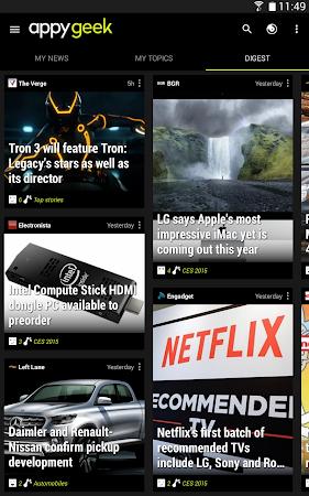 """Appy Geek -€"""" Tech news 5.1.3 screenshot 50242"""