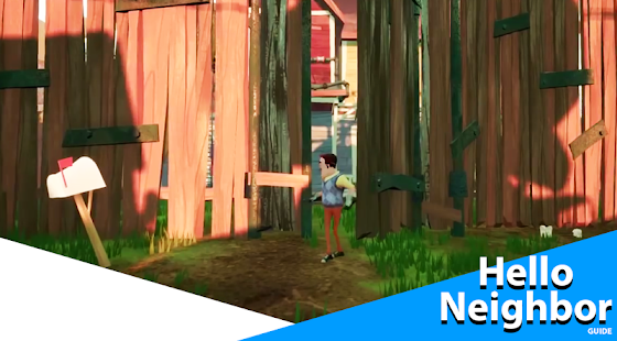 New Hello Neighbor Guide